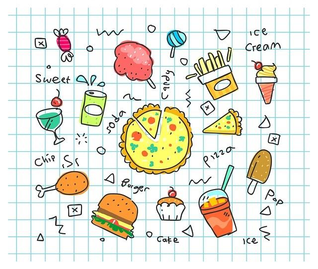 מה הקשר בין אכילת שומנים, כולסטרול והרזיה?